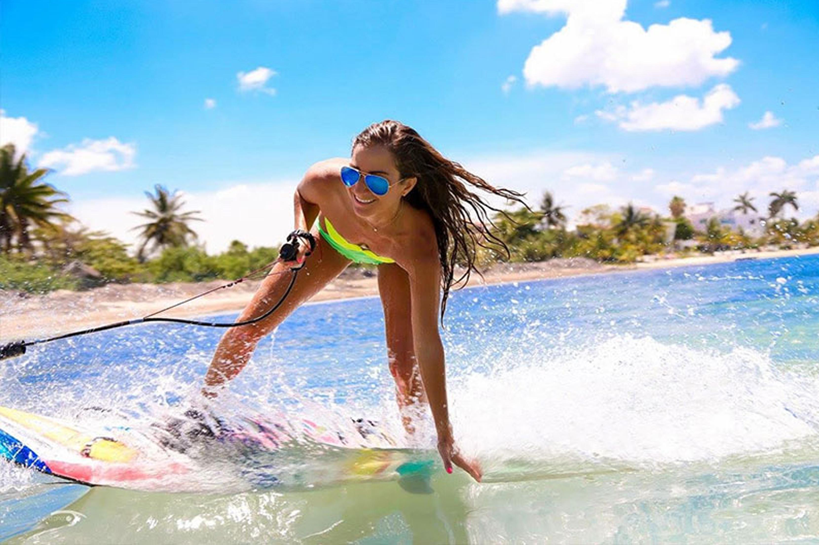 Jet Surf, muita diversão e velocidade.