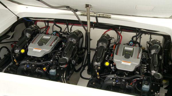 Conhecer melhor o motor do barco ajuda a  evitar problemas na navegação.