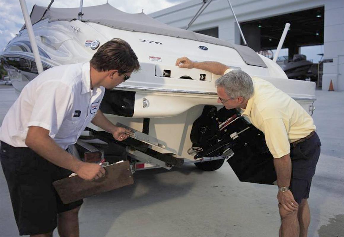 Fique atento à entrega técnica do seu barco.