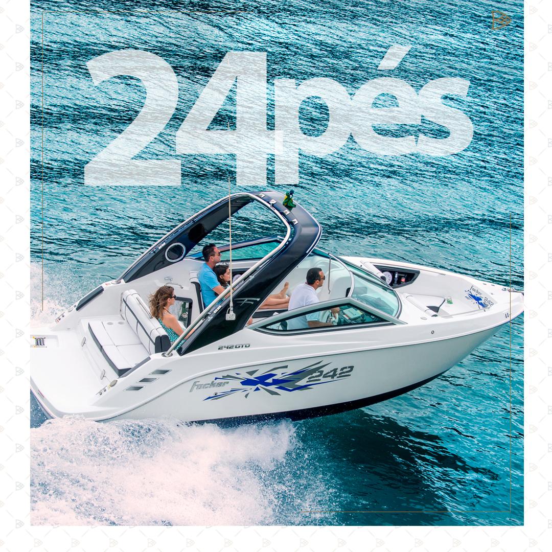 Barcos de 24 pés